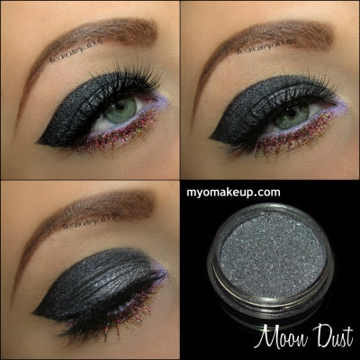 MYO Moon Dust Eyeshadow Pigment Mica Loose Powder Cosmetic Makeup