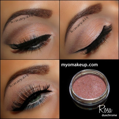 MYO Rosa Eyeshadow Pigment Mica Loose Powder Cosmetic Makeup