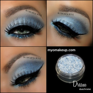 MYO Duochrome Dream Eyeshadow Pigment Mica Loose Powder Cosmetic Makeup