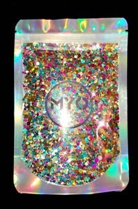 1 Ounce Disco Ball Loose Glitter