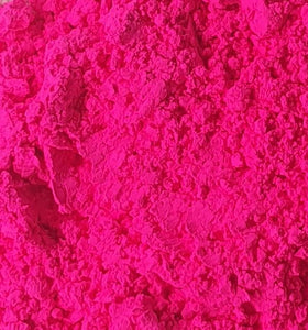 1 Ounce Ultra Bright Pink Matte Loose Powder Pigment