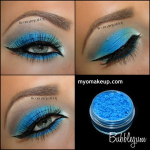 MYO Bubblegum Eyeshadow Pigment Mica Loose Powder Cosmetic Makeup