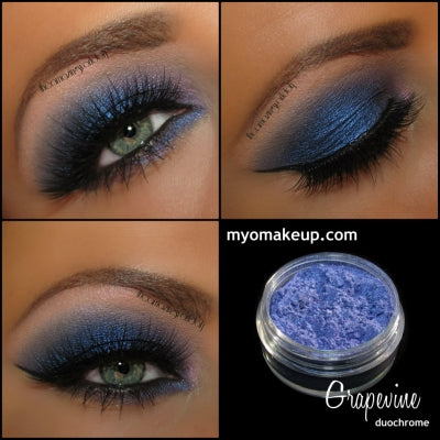 MYO Grapevine Eyeshadow Pigment Mica Loose Powder Cosmetic Makeup
