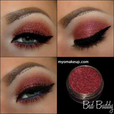 MYO Bed Buddy Eyeshadow Pigment Mica Loose Powder Cosmetic Makeup
