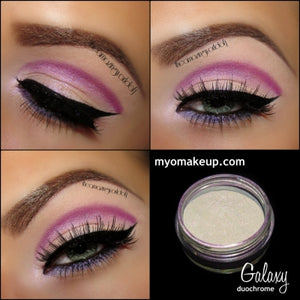 MYO Duochrome Galaxy Eyeshadow Pigment Mica Loose Powder Cosmetic Makeup