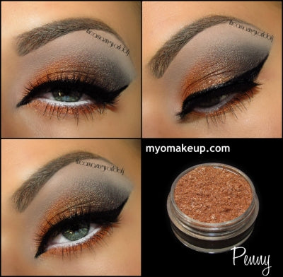 Myo Penny Eyeshadow Pigment Mica Cosmetic Loose Powder Mineral Makeup