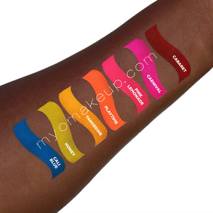 7 MYO HD All Ultra Bright Matte Eyeshadow Pigments