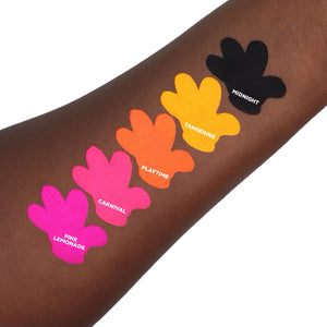 5 MYO HD Stackable All Ultra Bright Matte Eyeshadow Pigments
