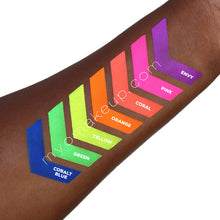Load image into Gallery viewer, 7 MYO Stackable All Ultra Bright Matte Eyeshadow Pigments