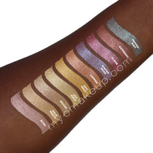 Load image into Gallery viewer, 10 MYO All Shimmer S'Mores Stackable Eyeshadow Pigments