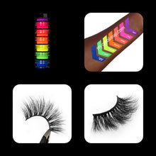Load image into Gallery viewer, 7 pc Matte Stack & 2 Pair Eyelash Bundle