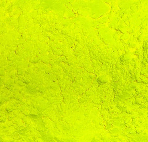 1 Ounce Ultra Bright Yellow Matte Loose Powder Pigment