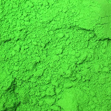 Load image into Gallery viewer, 1 Ounce Ultra Bright Green Loose Powder Pigment
