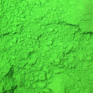 1 Ounce Ultra Bright Green Loose Powder Pigment