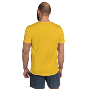 2021 Color of the Year - Yellow - Men's Athletic T-shirt