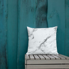 Square and Rectangle Marble Pillows (sold separately)