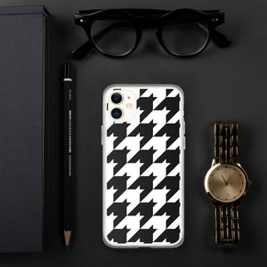 Classic Houndstooth iPhone Case