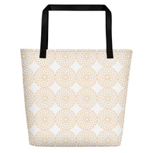 Big Ben - Gold - Beach Bag Tote