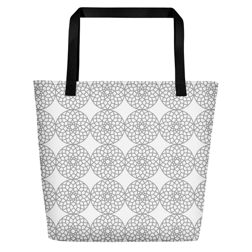 Big Ben - Gray - Beach Bag Tote