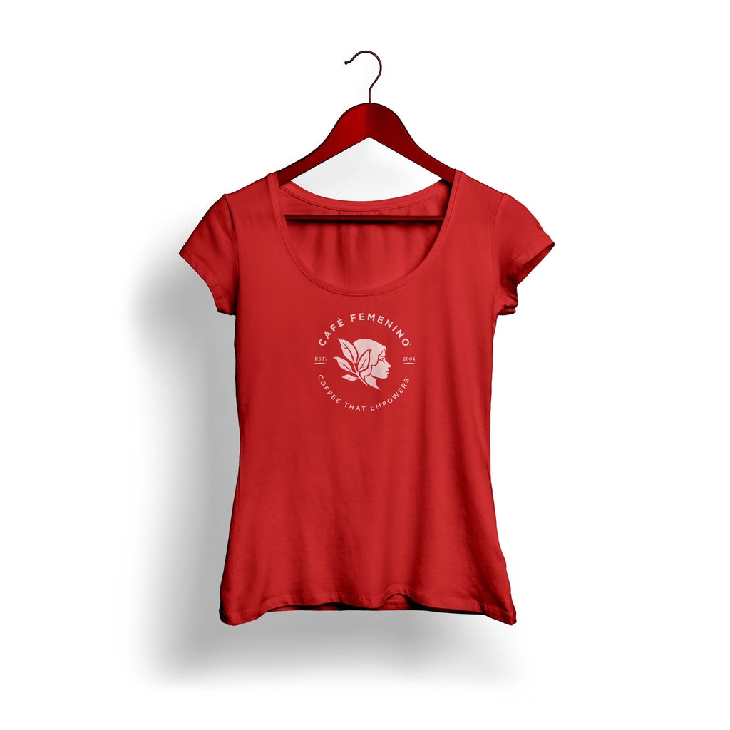 Cafe Femenino Logo T-Shirt (Women's)