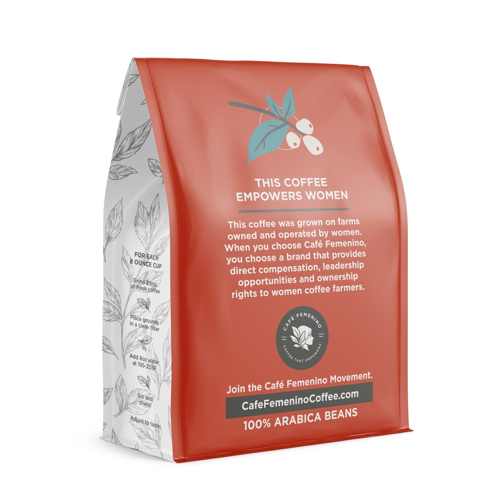 Coffee - Café Femenino Sumatra Gayo Highlands Beans