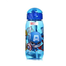 450ml Disney Blue Marvel Drinking Bottle - Blue Marvel - eat & drink