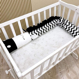 Animal Baby Bed Bumper - beddings