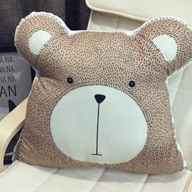 Animal Bear Decor Pillows - Bear - pillows