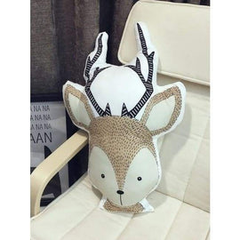 Animal Deer Decor Pillows - Deer - pillows