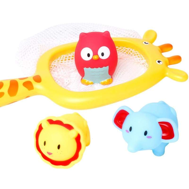 Baby Bath Fishing Toy - baby bathing