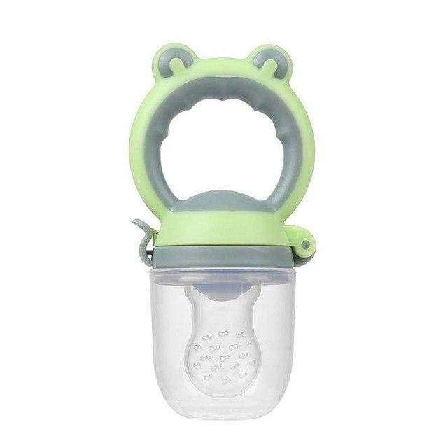 Baby Feeding Green Pacifier - Green (S) - eat & drink