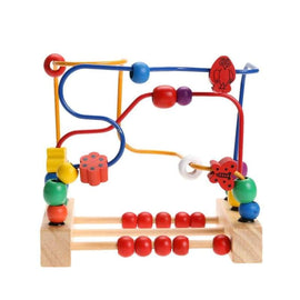 Bead Roller Maze Puzzle Toy - activity toys