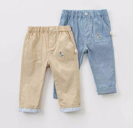 Casual Comfortable Cotton Trousers