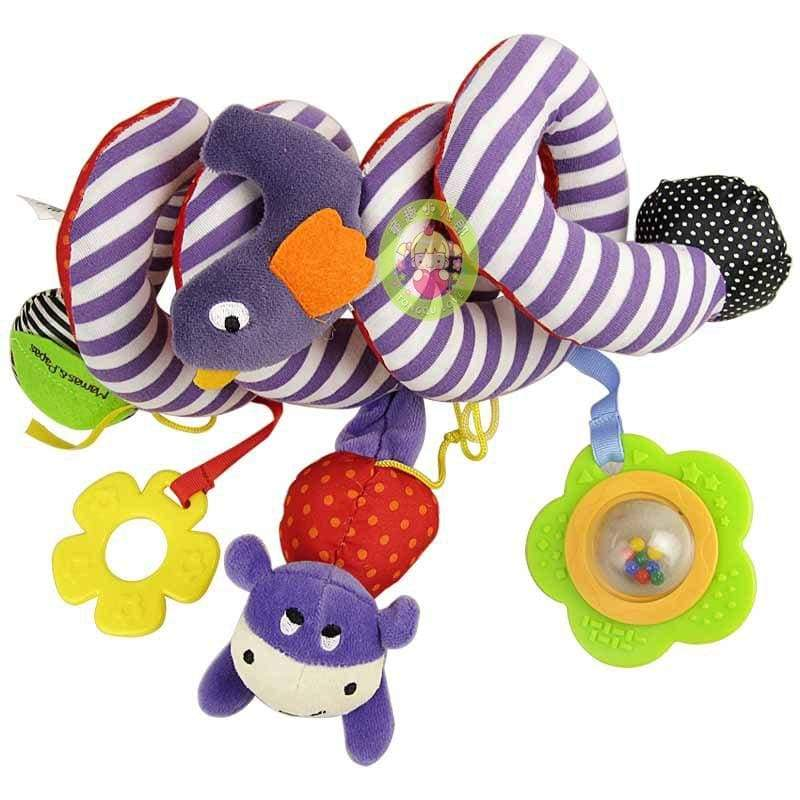Hanging Toys Rattle Teether