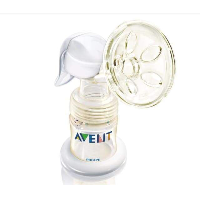 Philips Avent Manual Breast Pump - breastfeeding