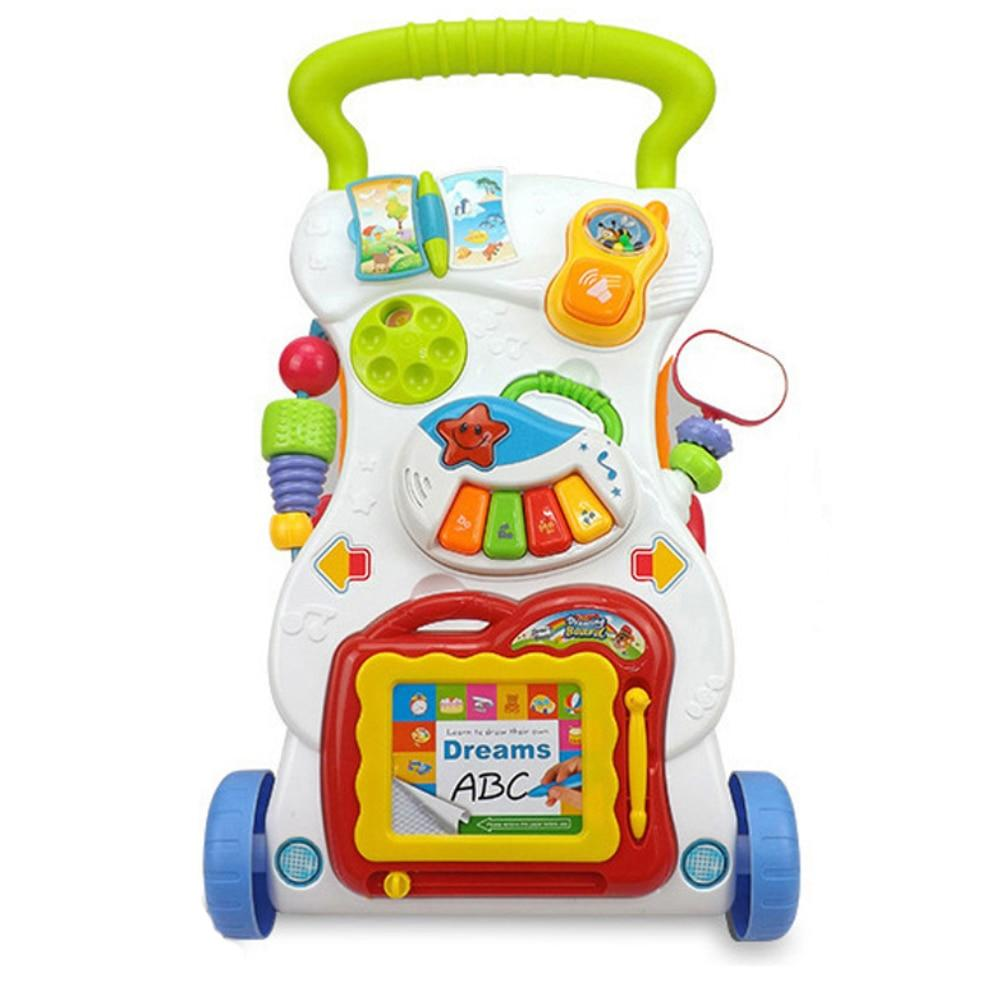 Baby Walker Educational Music Toy
