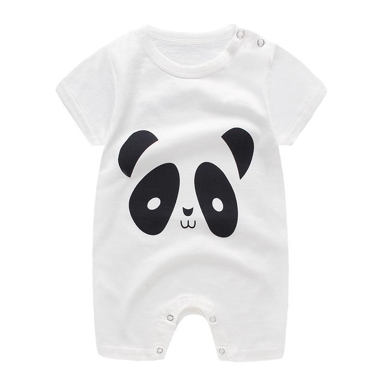 Cute Panda Jumpsuit Sleepwear