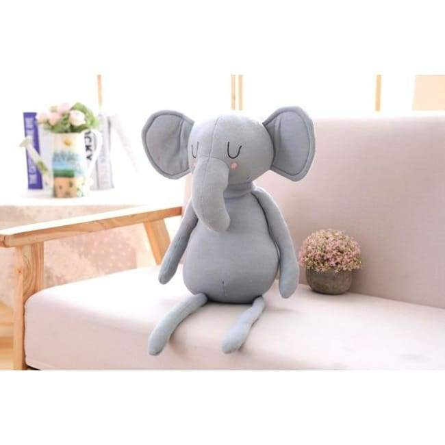 Rabbit Elephant Pillow - plush toys