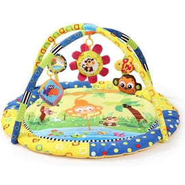 Soft Playful Baby Gym - Monkey / Other