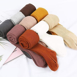 Soft Warm Cotton Pantyhose Stockings