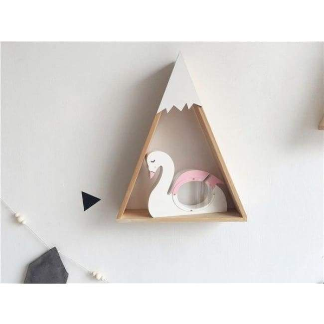 Swan Gold Piggy bank - decorations