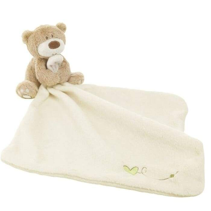 Teddy Bear Cuddle Blanket Towel - cuddle blankets