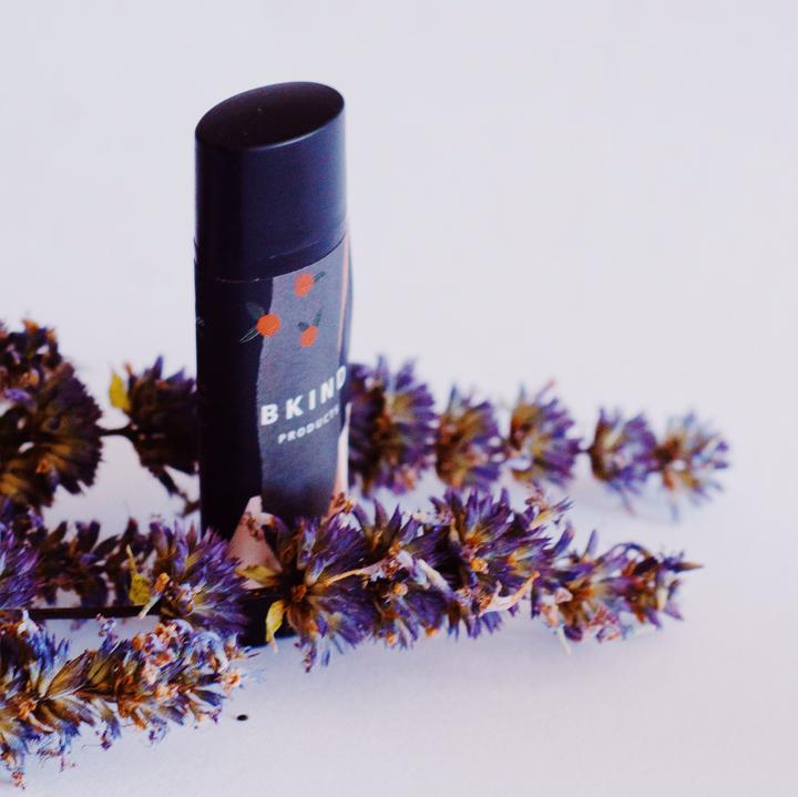 Orange Lavender Lip Balm
