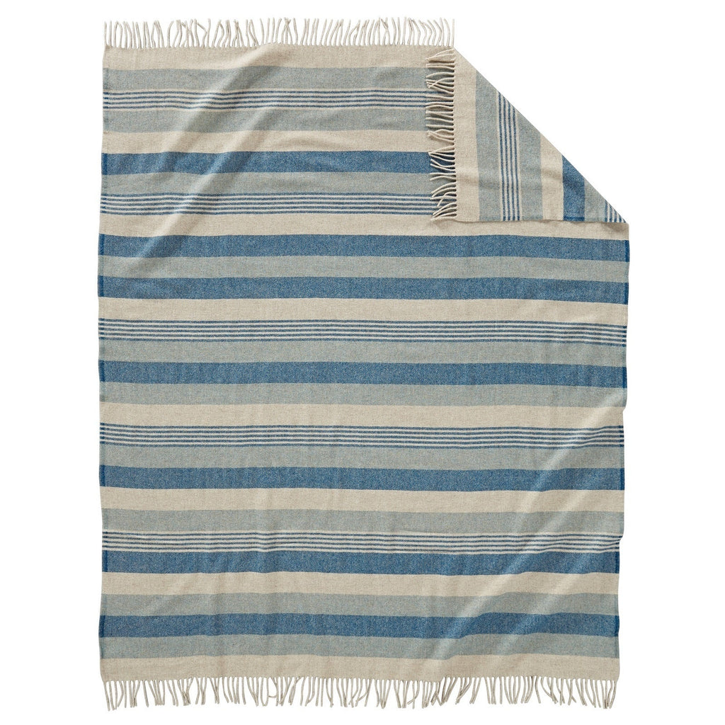 Lake Lambswool Throw