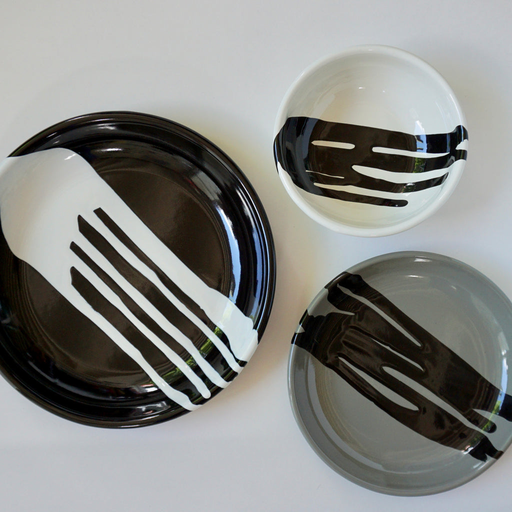 Drip Lunch Plate