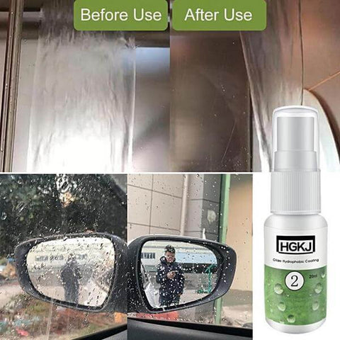 Ceramic Pro Hydrophobic Car Coating