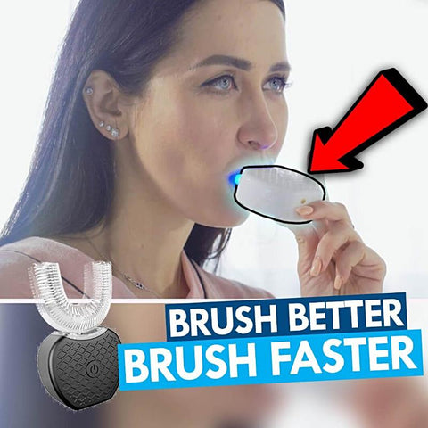 Image of Automatic toothbrush