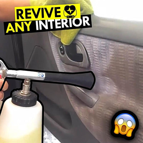 Deep Car Interior Cleaner