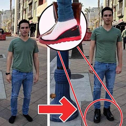 Image of Height Increasing Insoles