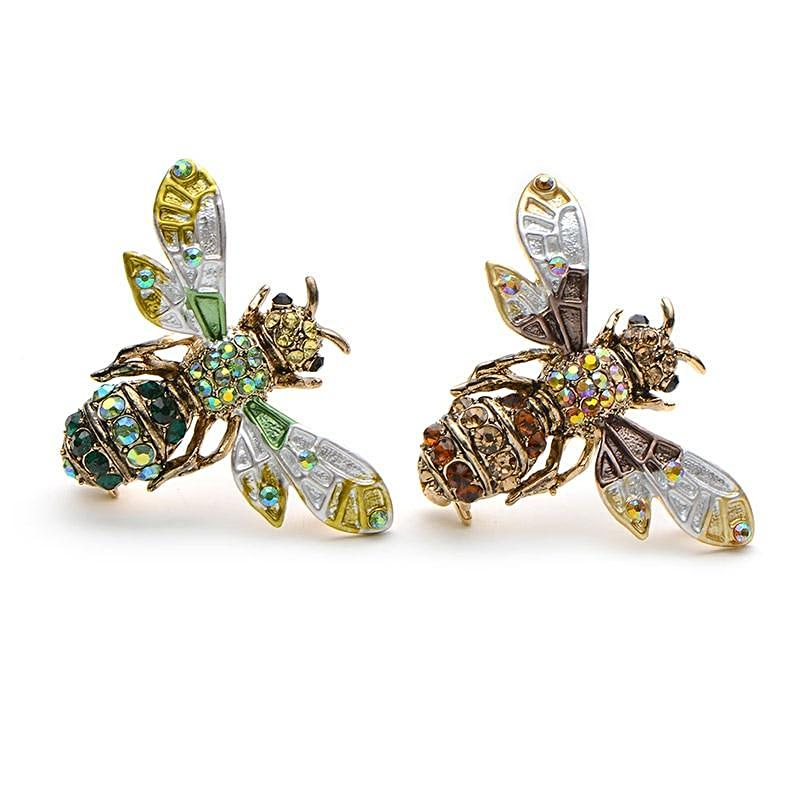 Vintage Bee brooch